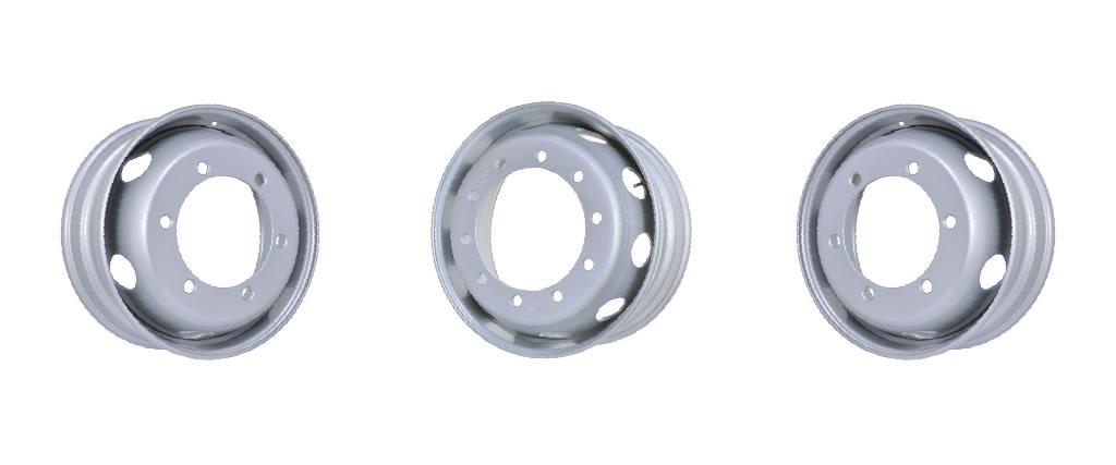Commercial Steel Wheels
