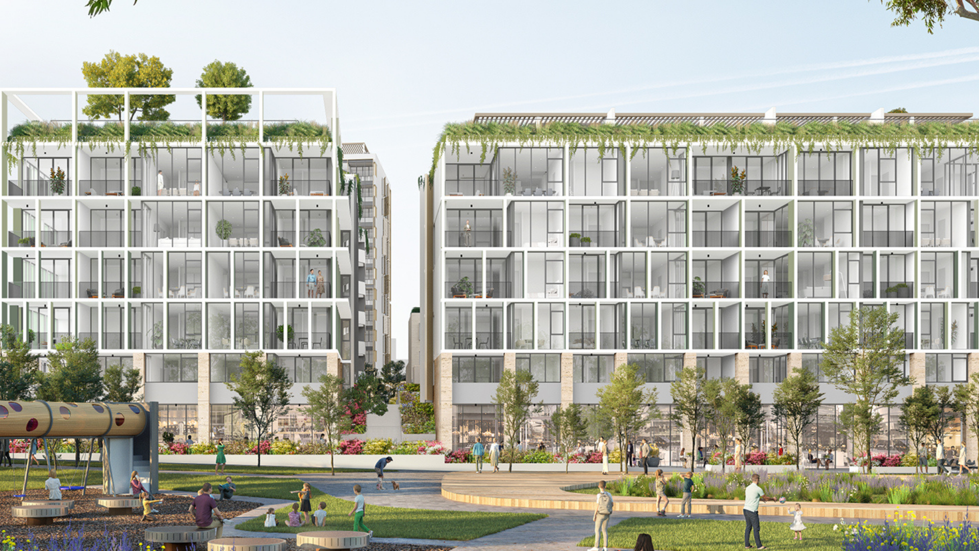 Allegra Apartments by Meriton - Sydney property developers