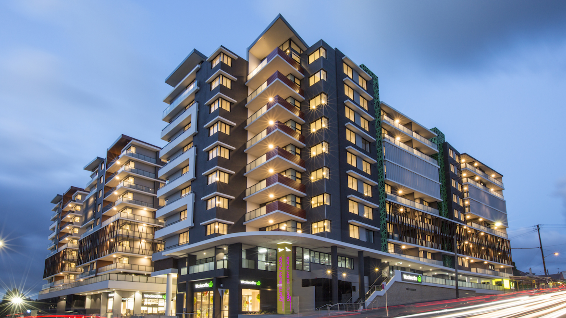 Luxury apartments by Deicorp - Sydney property developers